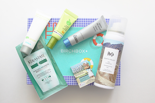 August Birchbox 2015