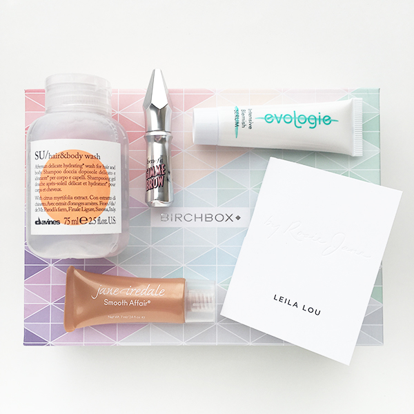 Birchbox - June 2016