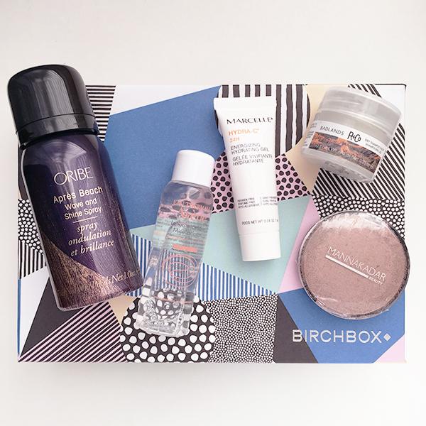 Birchbox - August 2016